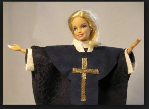 Pope Barbie